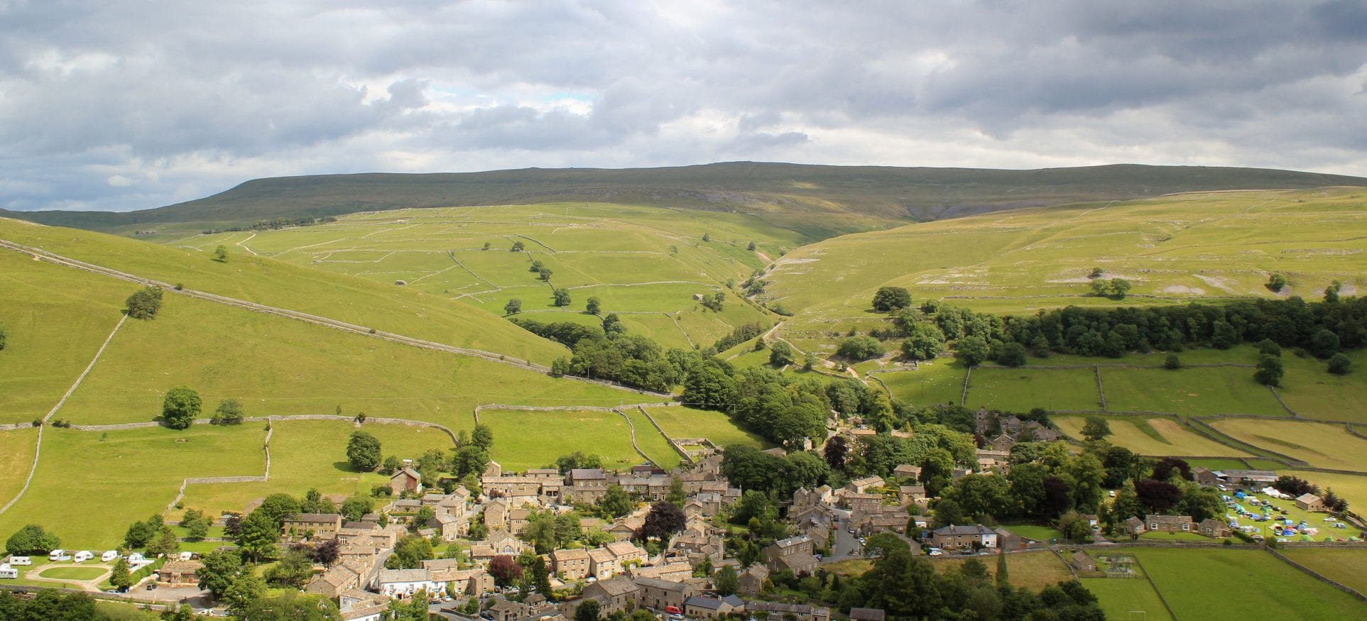 Above kettlewell