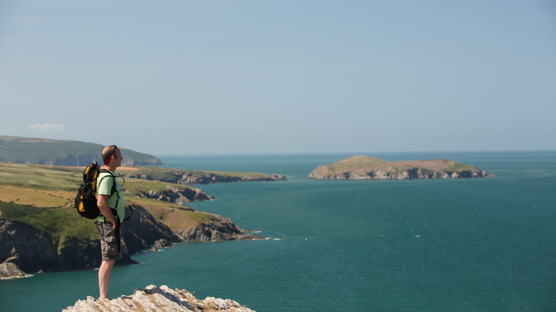 Pembrokeshire Coast Path:  Accommodation in Hostels and Bunkhouses
