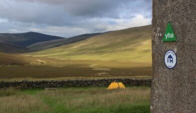 skiddaw house august