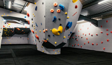 rock and rapid climbing wall 2021