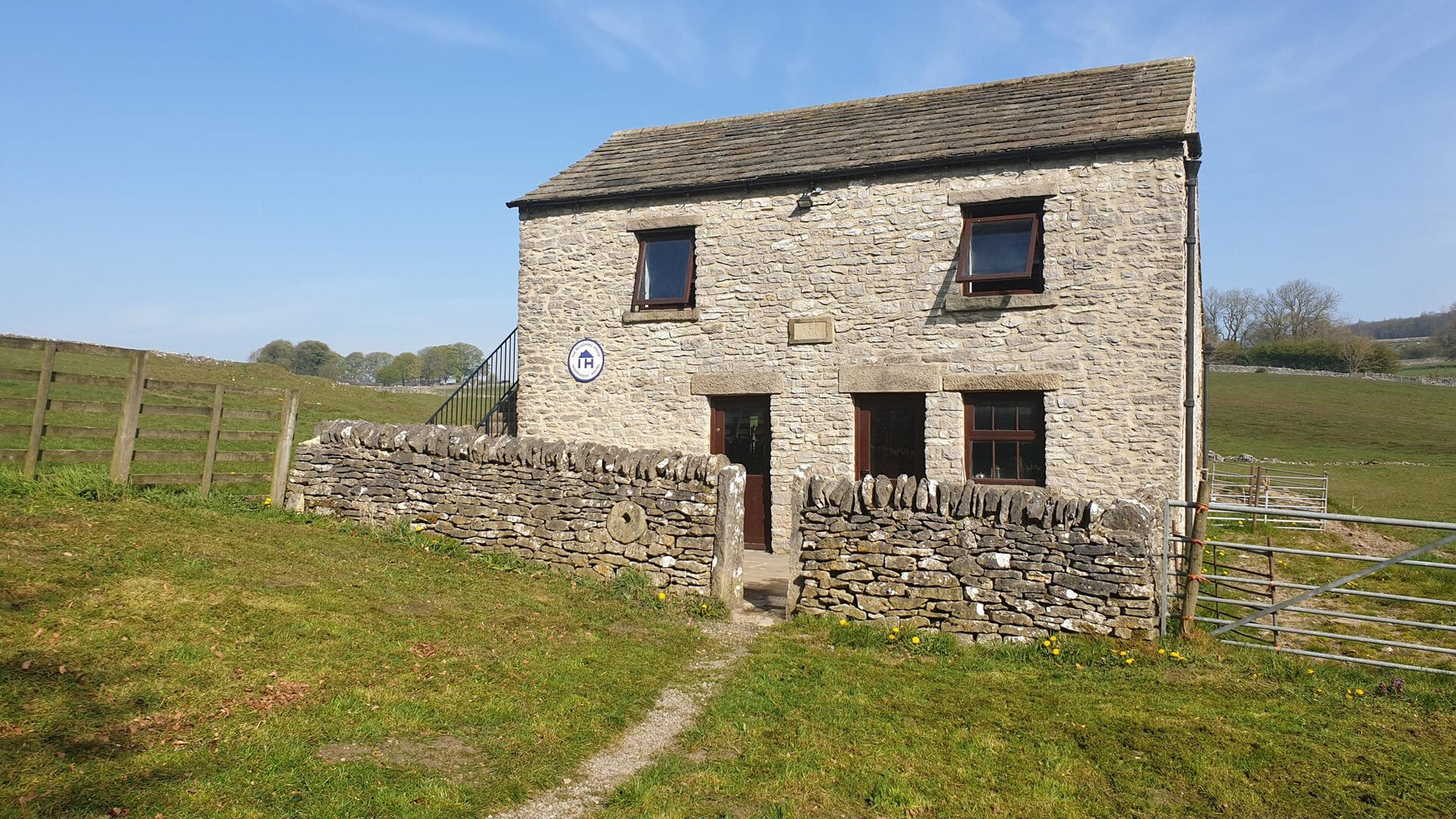 self catering barn open for 2021