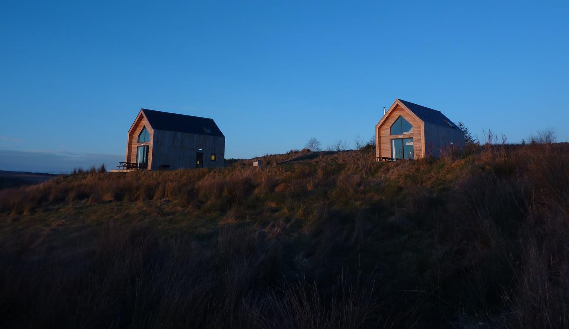 Pods and Glamping