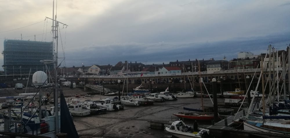 Bridlington- Coast nearby to Hull- Holidays in Hull - Yorkshire seaside town