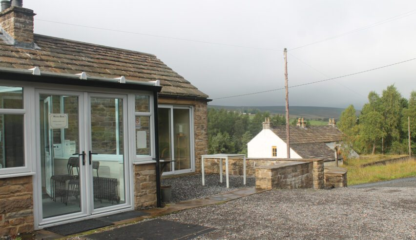 haggs bank bunkhouse in the north pennines