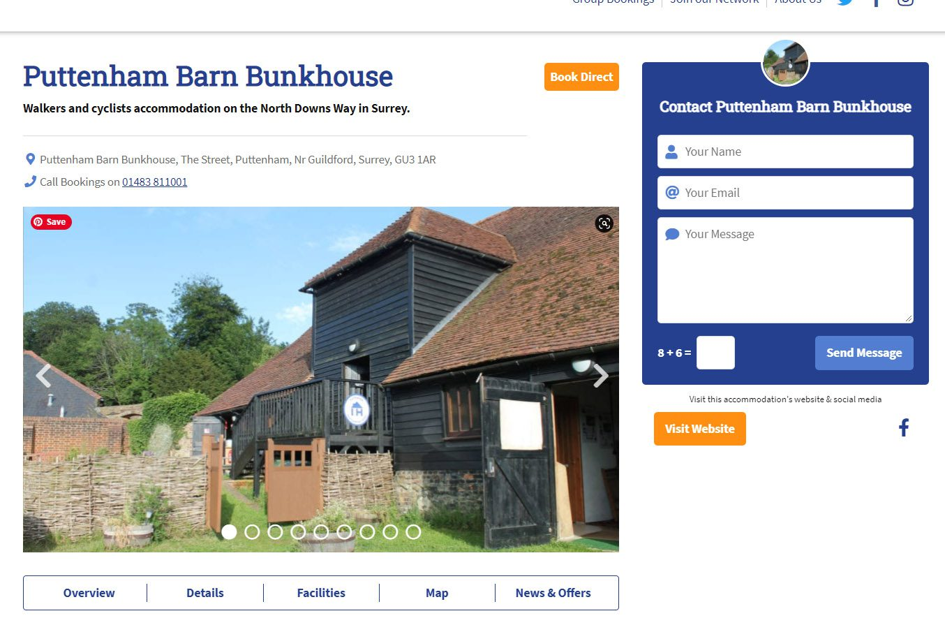 bunkhouse for advertise your bunkhouse in the Independent Hostels network